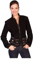 Scully Women's Boar Suede Jacket L191