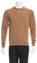 Ami Alexandre Mattiussi Merino Wool Crew Neck Sweater w/ Tags