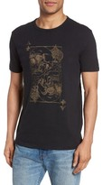 Lucky Brand Men's Ace Skulls Graphic T-Shirt