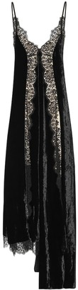Stella McCartney Lace and velvet dress