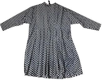 Marni Blue Cotton Dresses
