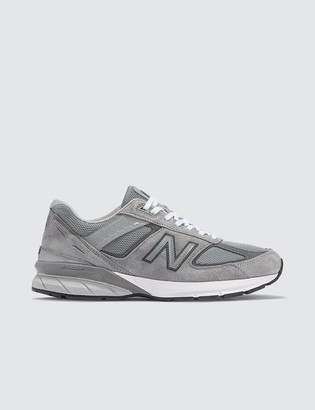 New Balance M990v5 Grey - Made In The USA