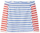 Kate Spade Stripe A-Line Skirt (Toddler & Little Girls)