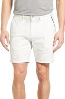 Scotch & Soda Men's Pinstripe Chino Shorts