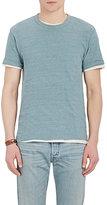 Simon Miller Men's Garcon T-Shirt-Green Size Xl
