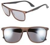 Carrera Eyewear 56mm Retro Sunglasses