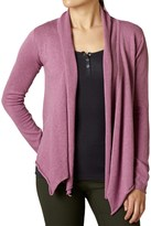 Prana Georgia Wrap Cardigan Sweater - Organic Cotton (For Women)
