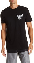 Billabong Eagles Dare Graphic Tee