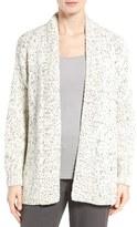 Eileen Fisher Women's Organic Cotton & Alpaca Cardigan