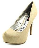 Material Girl Krisp Fabric Platform Heel