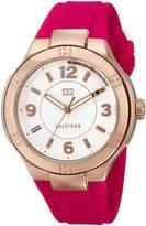 Tommy Hilfiger Women's 1781444 Analog Display Quartz Watch