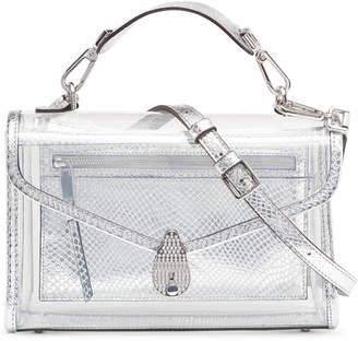 Calvin Klein Lock Flap Shoulder Bag