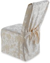 Bed Bath & Beyond Holiday Joy Dining Room Chair Cover - Ivory