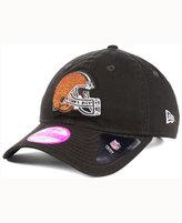 New Era Women's Cleveland Browns Team Glisten 9TWENTY Cap