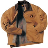 Dickies Mid-Weight Blanket-Lined Duck Jacket-Big & Tall