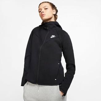 Nike Women's Sportswear Windrunner Tech Fleece Full-Zip Hoodie