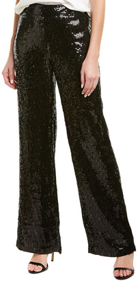 Alice + Olivia Racquel Pull-Up Pant