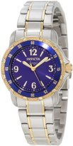 Invicta Women's 0548 Angel Collection 18k Gold-Plated and Stainless Steel Watch