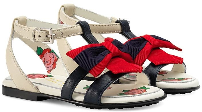 4bc53ce2e Gucci White Girls' Shoes - ShopStyle