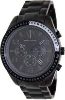 Armani Exchange A|X Men's AX1255 Stainless-Steel Quartz Watch