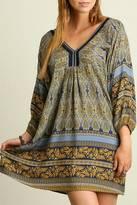 Umgee USA Sunrise Sweetheart Dress