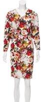 Paul Smith Floral Midi Dress w/ Tags