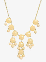 Torrid Gold & Taupe Statement Necklace