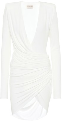 Alexandre Vauthier Stretch-jersey dress