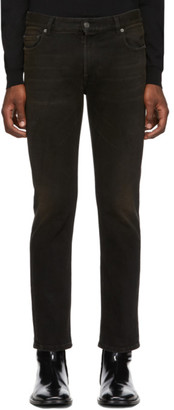 Balenciaga Black Skinny Jeans