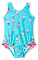 Just One You® made by Carter's Just One You Made by Carter's Toddler Girls' Pink Flamingo One Piece Swimsuit