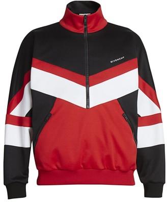 Givenchy Chevron Sport Track Jacket