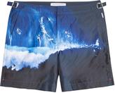 Orlebar Brown X Alex Maclean Bulldog Swim Shorts