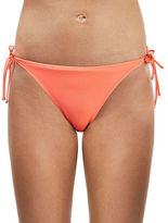 Topshop Slinky Strappy Swim Bottoms