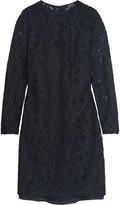 DKNY Macramé lace dress