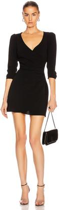 Cinq à Sept Theo Dress in Black | FWRD