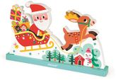 Janod Santa Sleigh Magnetic Puzzle