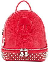 Philipp Plein mini Cornelia backpack - women - Calf Leather - One Size