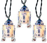 Kurt Adler 10-Light Star WarsTM R2D2TM Light Set