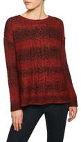 Sanctuary Women's Marled Yarn Sweater
