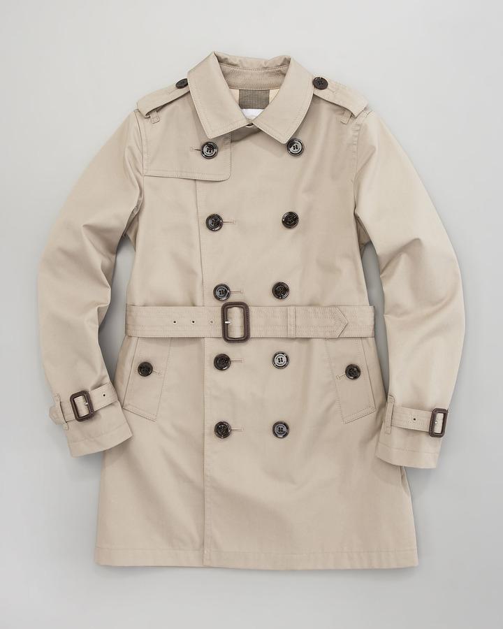 Burberry Mini Trenchcoat