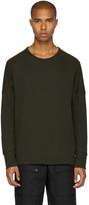 Arcteryx Veilance Green Graph Sweater