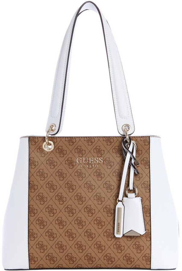 GUESS SK669136WML Kamryn Double Handle Tote Bag