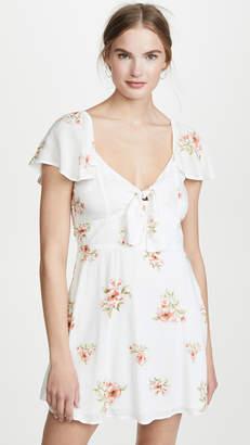 MinkPink Sweet Delilah Mini Dress