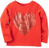 Carter's Sequin-Heart Top, Toddler Girls (2T-4T)