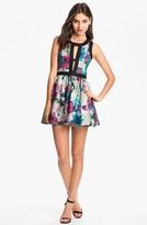 Keepsake the Label 'Day Dream' Print Fit & Flare Dress