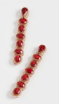 Deepa Gurnani Lavena Bobbie Pin Set