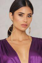 Ettika Hold on Tight Earrings