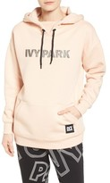Ivy Park Women's Silicone Logo Hoodie