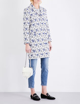 Claudie Pierlot Giulia brocade coat