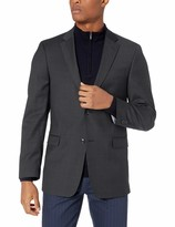 Tommy Hilfiger Men's Jacket Modern Fit Suit Separates with Stretch-Custom Jacket & Pant Size Selection